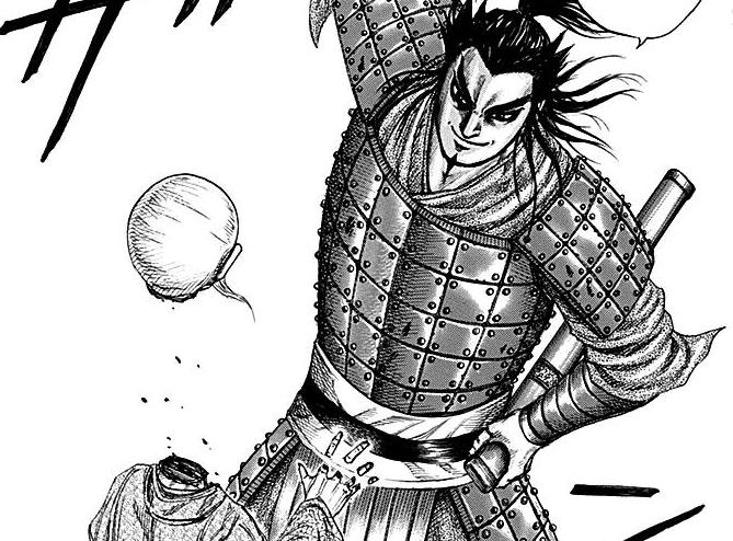 桓騎vs玄峰