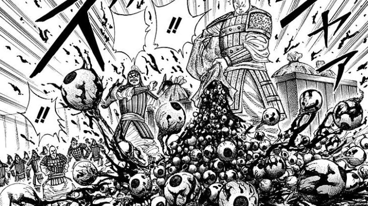 【桓騎の虐殺・奇策録】名将かつ悪将の桓騎がキングダムで起こした奇想天外の策の数々